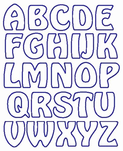 Printable Cut Out Letters Alphabet New Applique Letter Templates Free Google Search