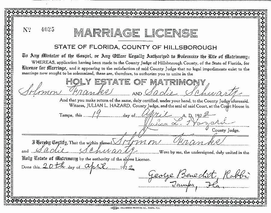 Printable Fake Birth Certificates Unique 11 12 Fake Marriage License Template
