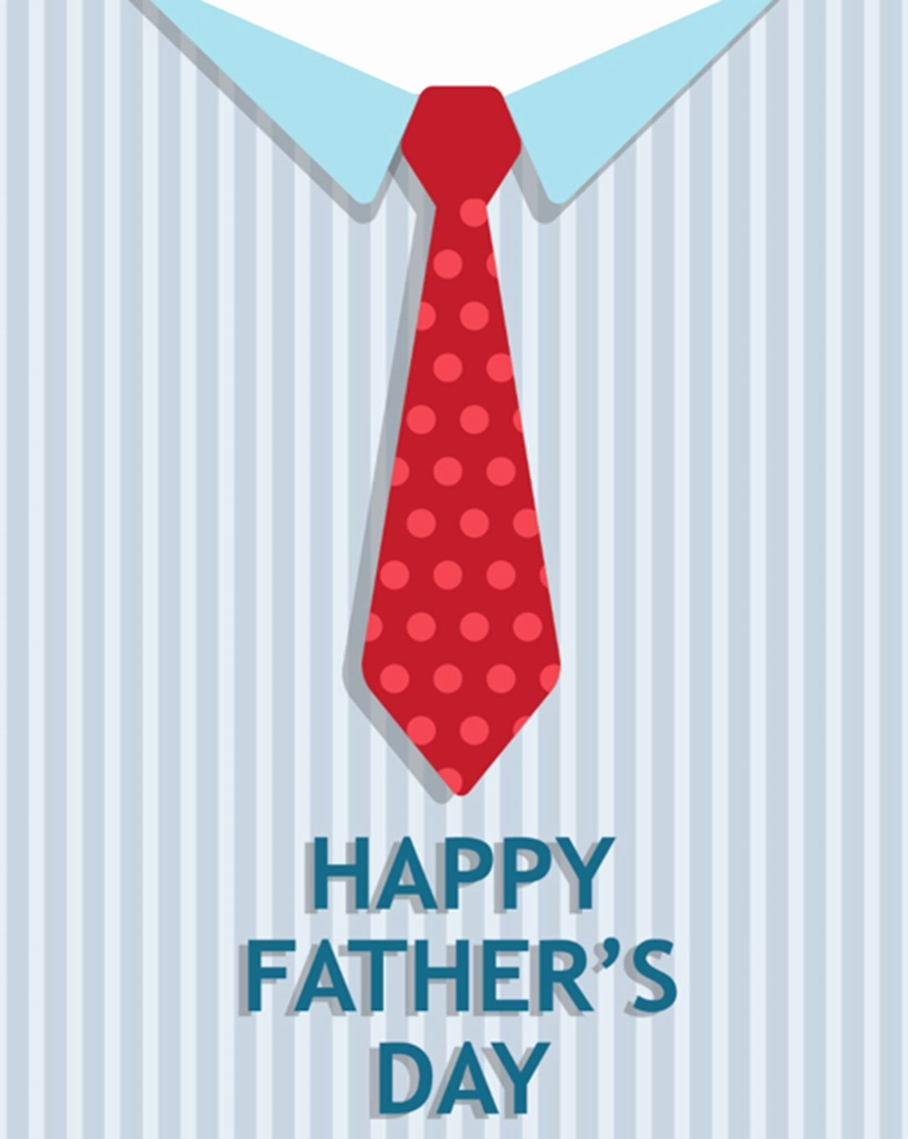 Printable Fathers Day Tie Lovely Tie Father S Day Card Quarter Fold