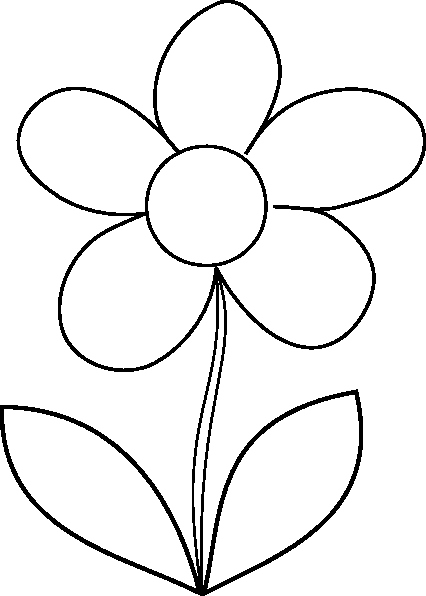 Printable Flower Petal Template Pattern Awesome Printable Flower Patterns Cliparts