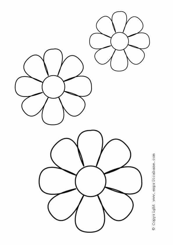 Printable Flower Template Cut Out Inspirational Heere Jahorat