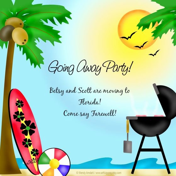 Printable Going Away Cards Fresh 25 Best Ideas About Going Away Cards On Pinterest