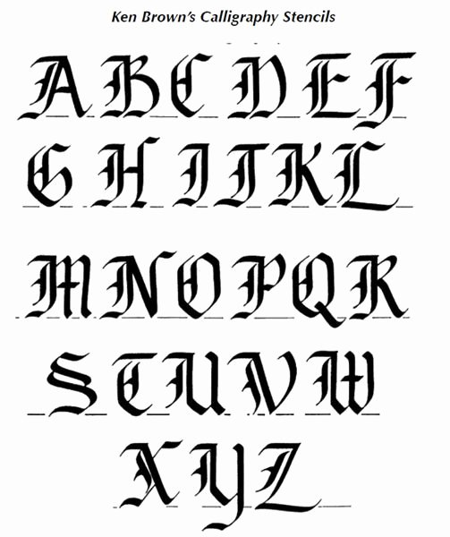 Printable Letter Stencils for Wood Awesome Free Wood Burning Patterns Download