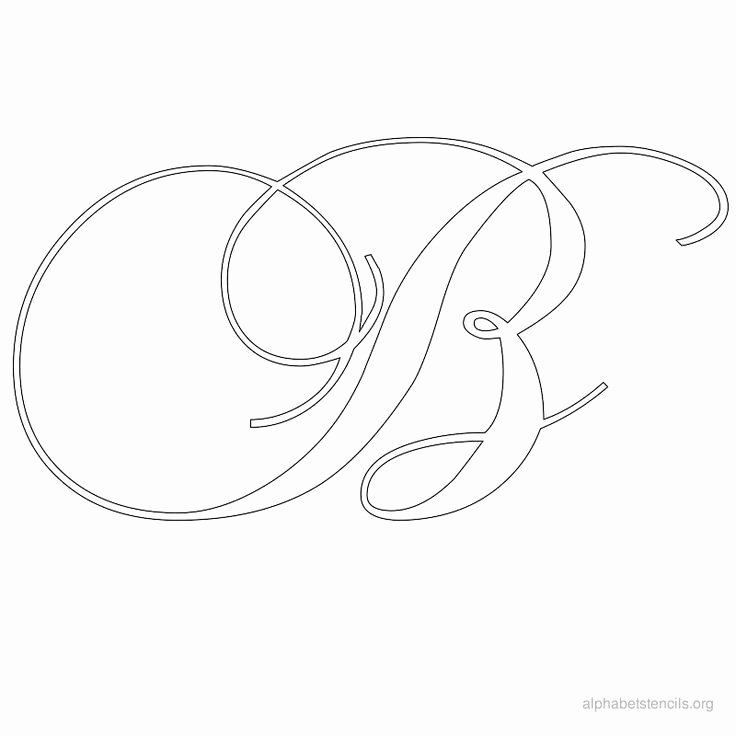 Printable Letter Stencils for Wood Lovely Free Printable Alphabet Stencils A Z Note to Self Check
