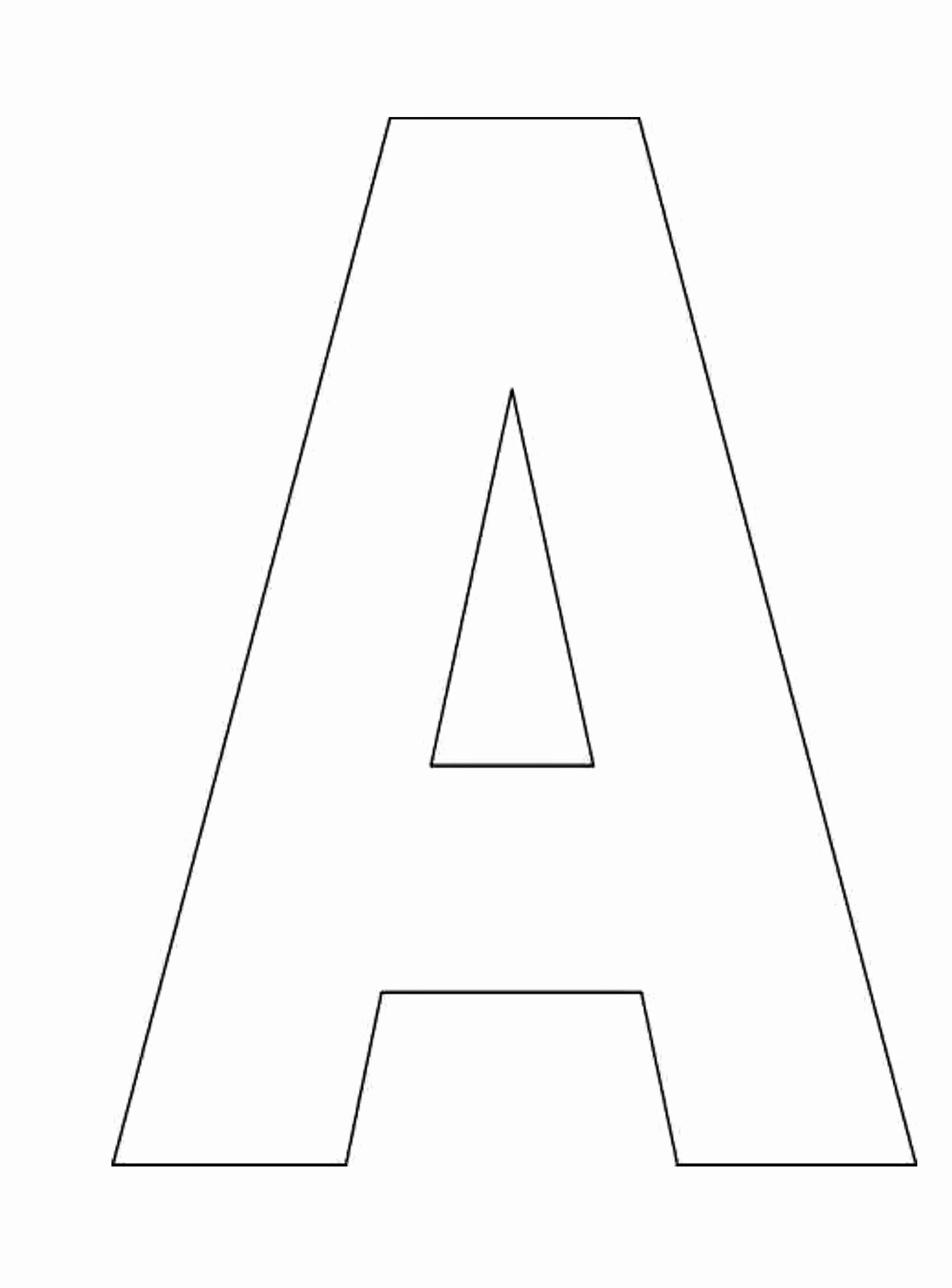 Printable Letter Writing Template Awesome Alphabet Letter Templates and Abc Phonics song