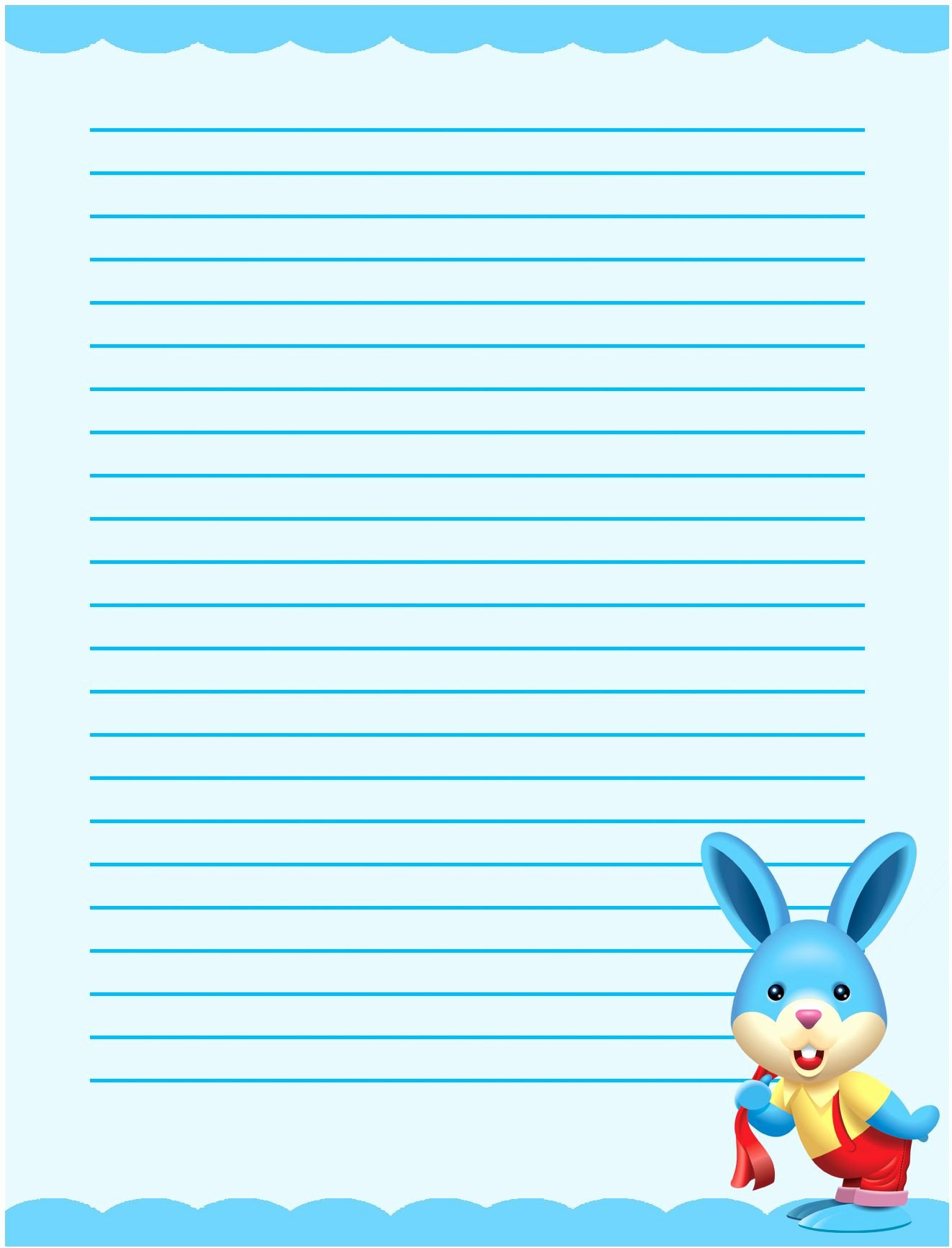 Printable Lined Stationery Paper Awesome Free Printable Writing Paper Free Stationery Templates
