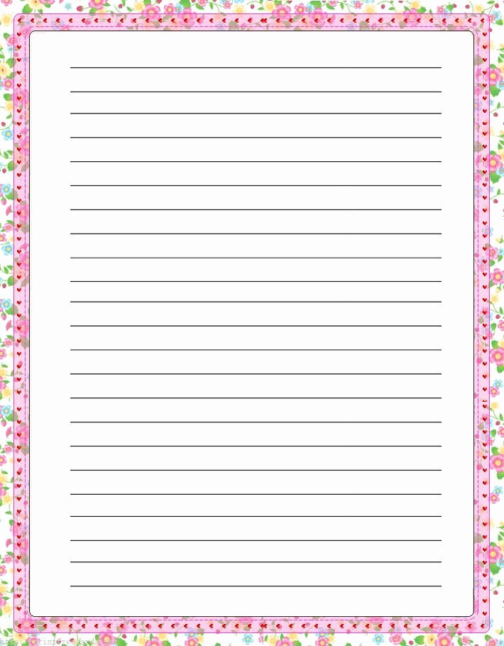 Printable Lined Stationery Paper Fresh Pin by Linda Dugan On Lined Stationery