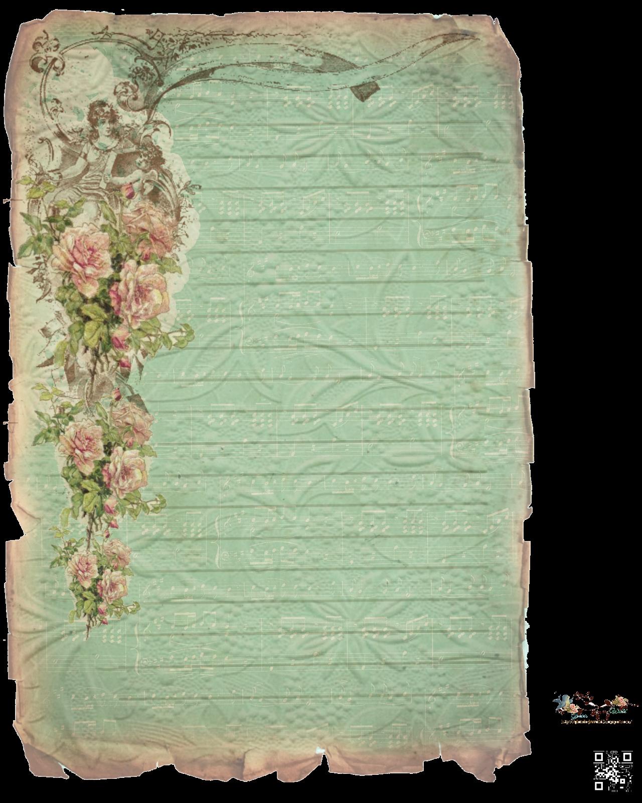 Printable Lined Stationery Paper Luxury Glenda S World Vintage Sheet Music Stationary