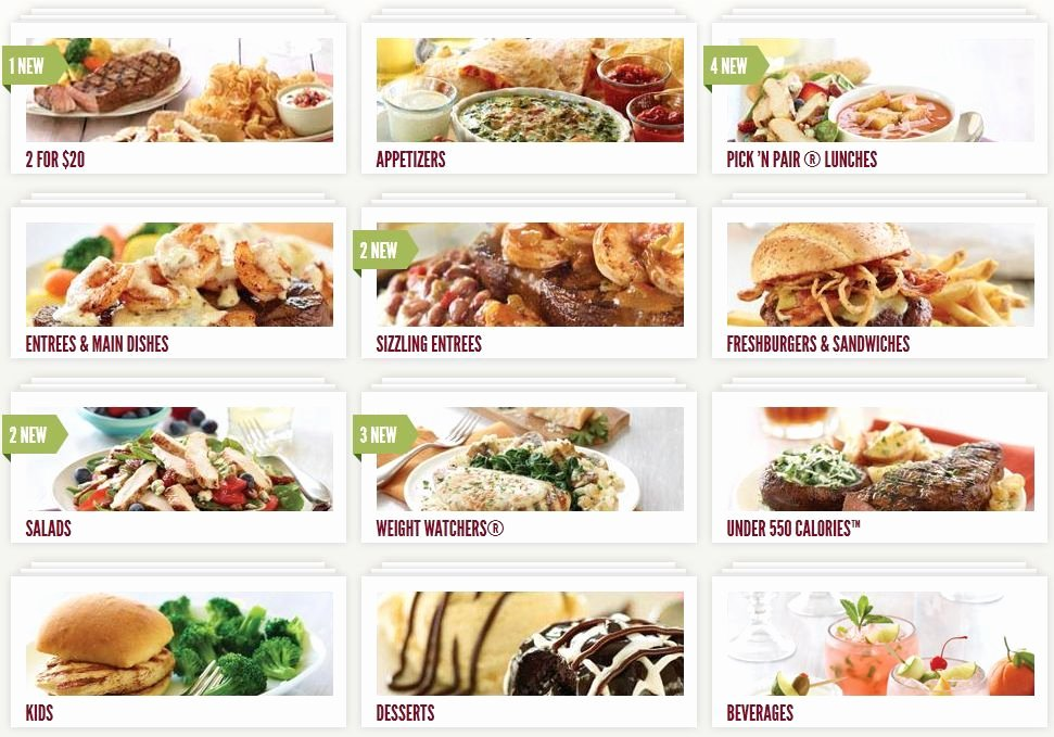 Printable Menu with Prices Unique Applebees Printable Pdf Menu – Ezzy