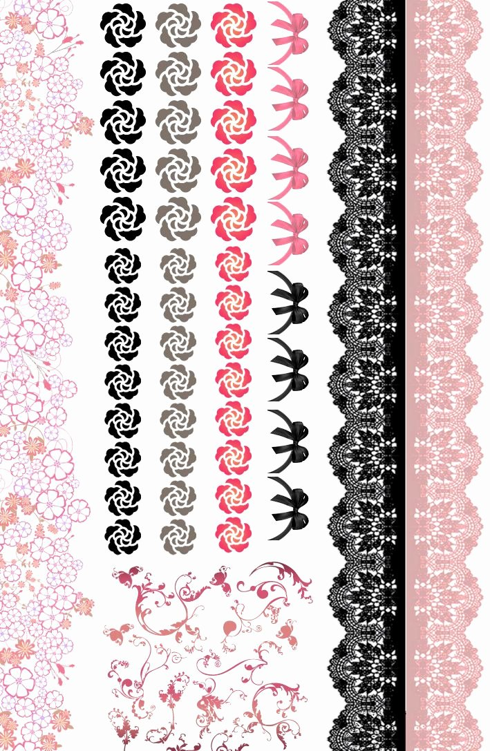 Printable Nail Art Templates Best Of Printable Nail Art Decals Blog Imgs 36 Fc2 M I