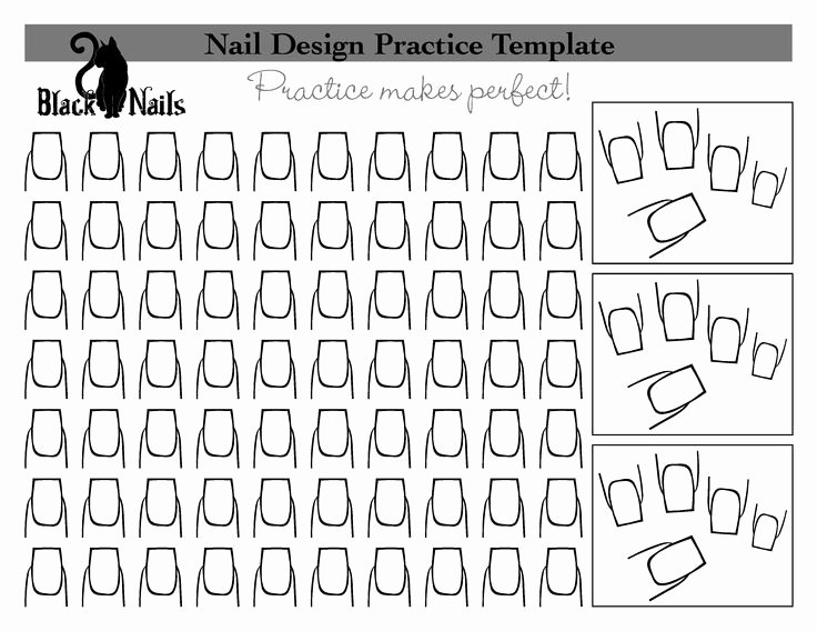 Printable Nail Art Templates Unique 95 Best Images About Planches D Ongles Fiches Templates On