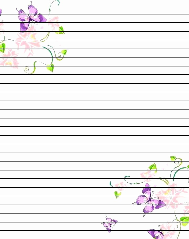 Printable Notebook Paper Wide Ruled Unique Printable Notebook Paper College & Wide Ruled