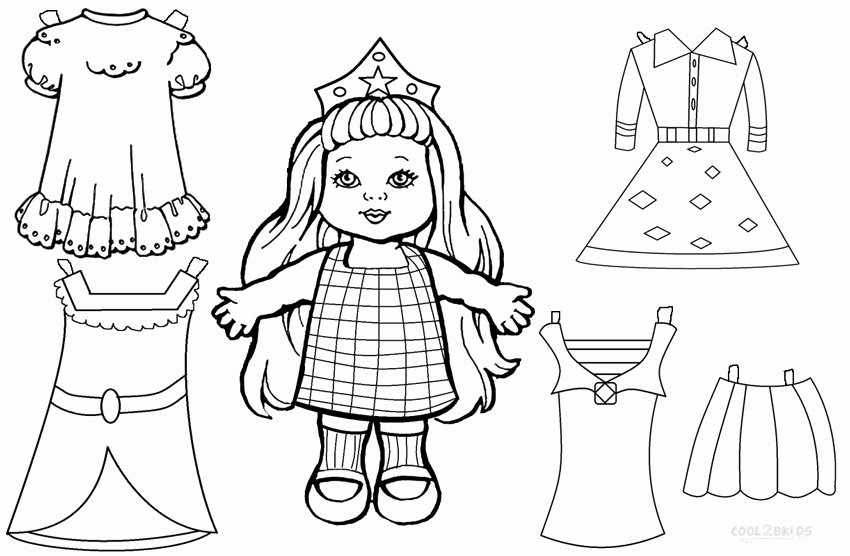 Printable Paper Dolls Template Inspirational Free Printable Paper Doll Templates