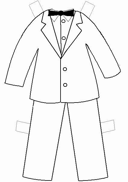 Printable Paper Dolls Template Inspirational Printable Clothes Templates Paper Doll Project