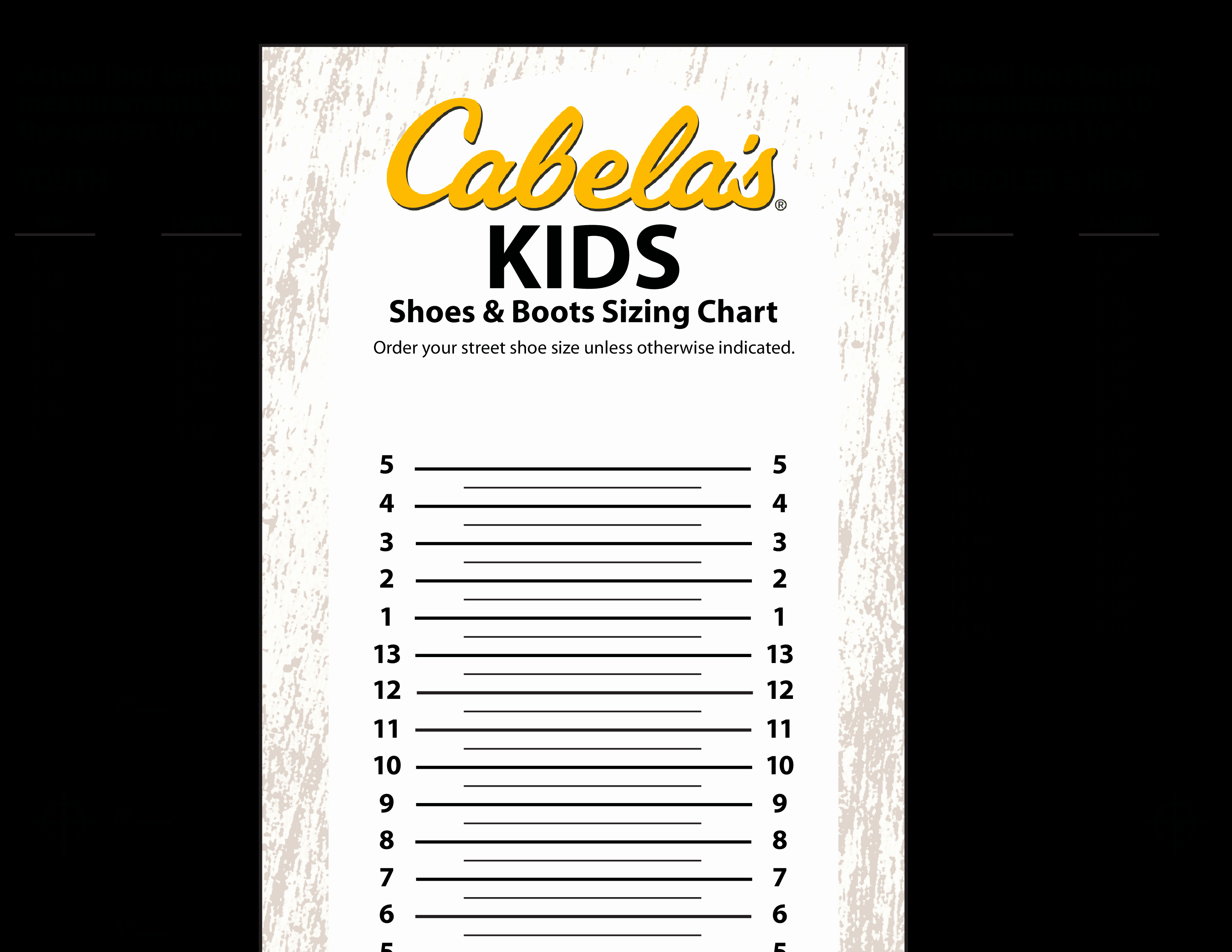 Printable Shoe Size Chart Width Lovely Printable Shoe Size Chart for Kids