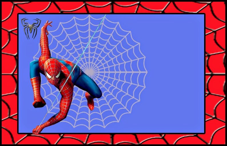 Printable Spiderman Birthday Card Beautiful Spiderman Free Printable Invitations Cards or