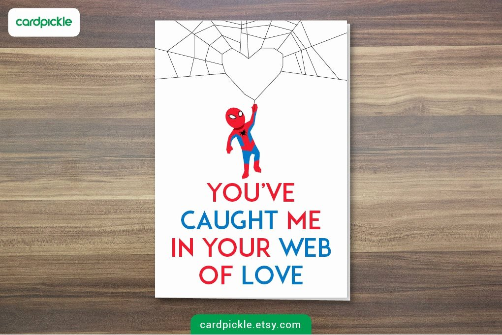 Printable Spiderman Birthday Card Best Of I Love You Card Spiderman Card Happy Birthday Happy