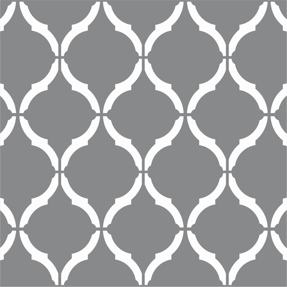 "Printable Stencils for Painting Best Of Moroccan Wall Stencil Large 12""x9"" Craft Airbrush Pattern"