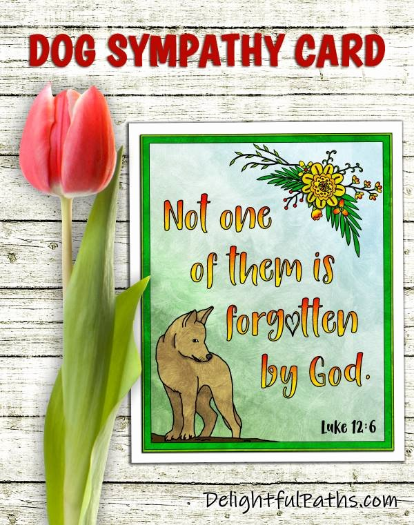 Printable Sympathy Card Free Awesome Printable Pet Sympathy Cards Delightful Paths