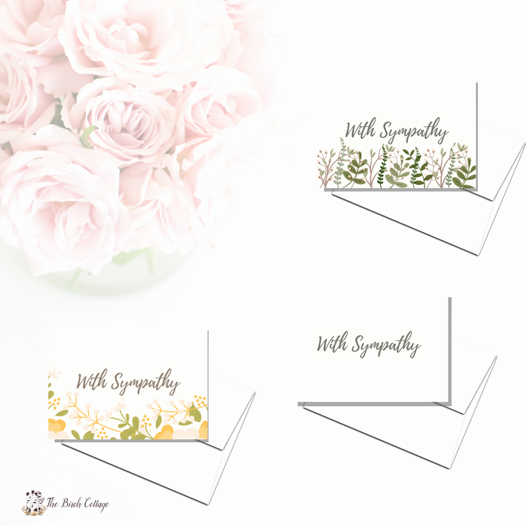 Printable Sympathy Card Free Inspirational A Bundle Of Joy & some Heartbreaking News with Printable
