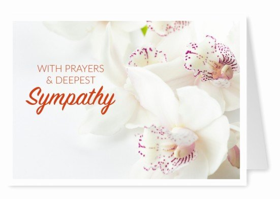 Printable Sympathy Card Free New Make Your Own Condolences Cards Line