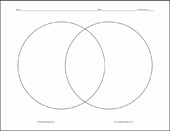 Printable Venn Diagram with Lines Fresh Pinterest • the World's Catalog Of Ideas