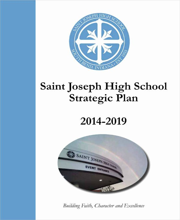 Private School Business Plans Fresh 9 School Strategic Planning Templates Pdf Doc
