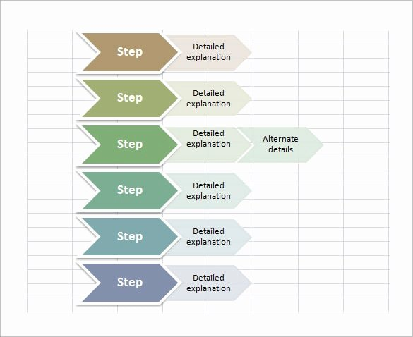 Process Flow Charts In Word Awesome 44 Flow Chart Templates Free Sample Example format