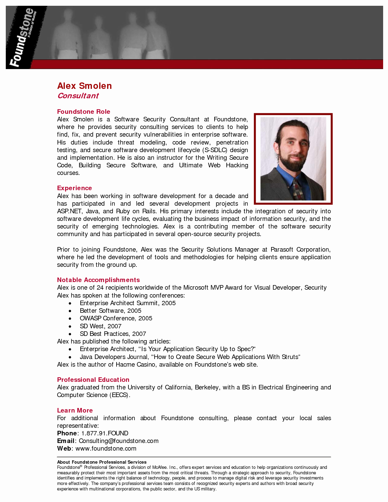 Professional Bio Template Word Inspirational Professional Bio Template