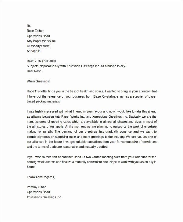Professional Letter Of Interest Lovely 20 Sample Letter Of Interests Pdf Doc