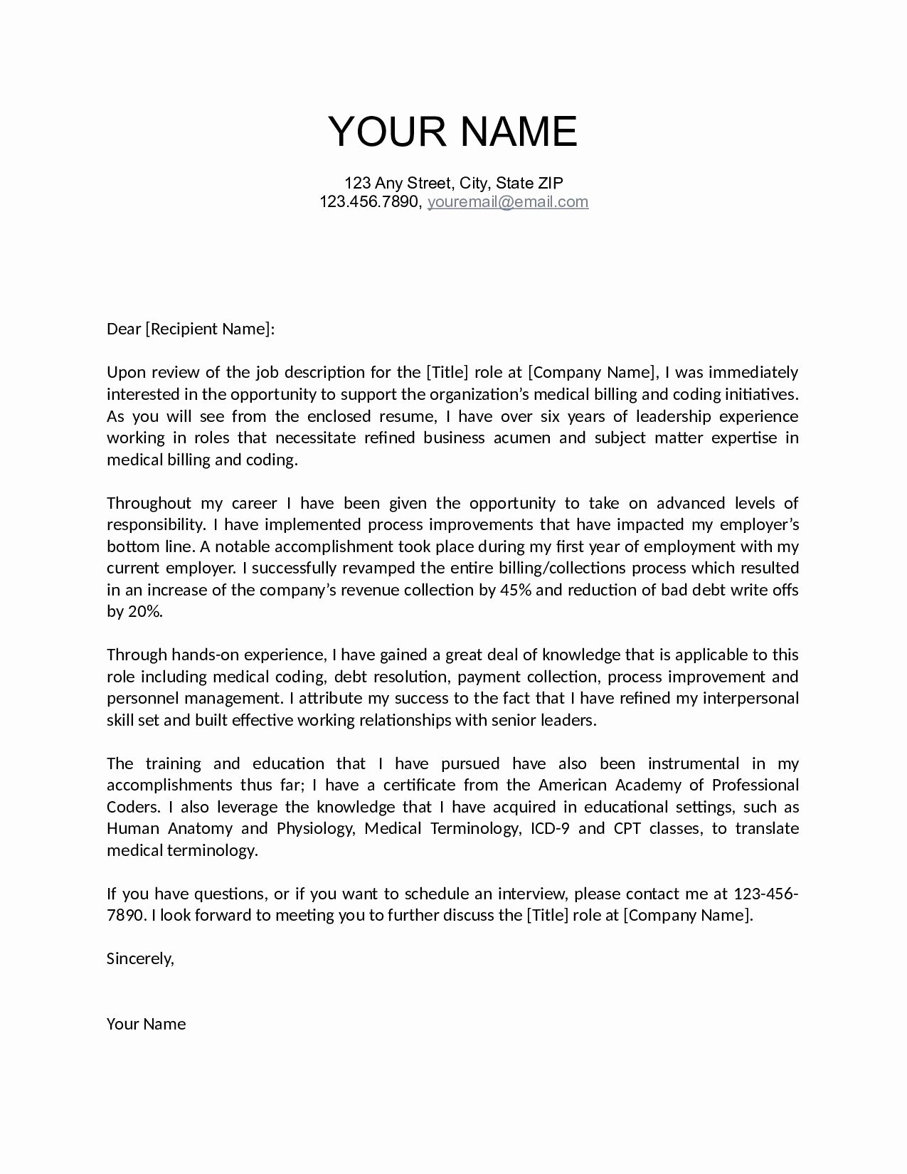 Professional Letter Of Interest Unique 10 Statement Interest Internship Example
