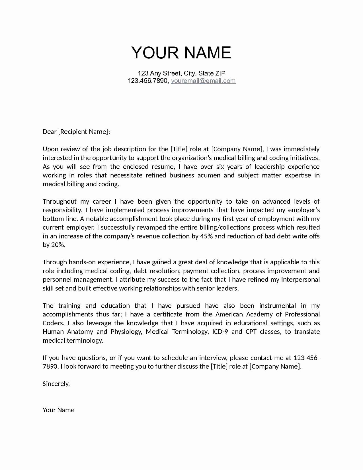 Professional Letter Of Interest Unique 10 Statement Interest Internship Example