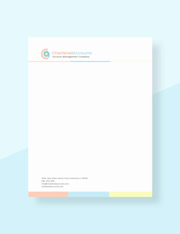 Professional Letterhead Template Free Best Of 32 Free Download Letterhead Templates In Microsoft Word