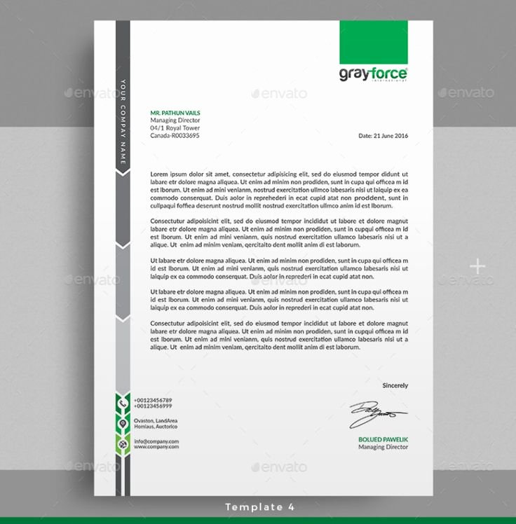 Professional Letterhead Template Free Best Of Best 25 Professional Letterhead Ideas On Pinterest