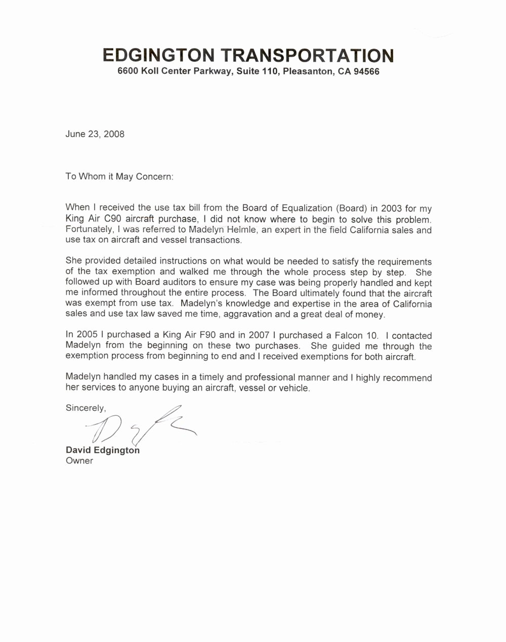 Professional Recommendation Letter Sample New Reference Letter