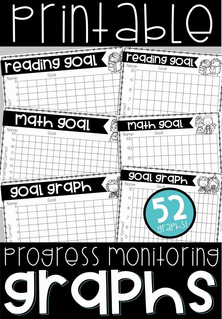 Progress Monitoring Charts Printable Elegant Best 25 Student Data forms Ideas On Pinterest
