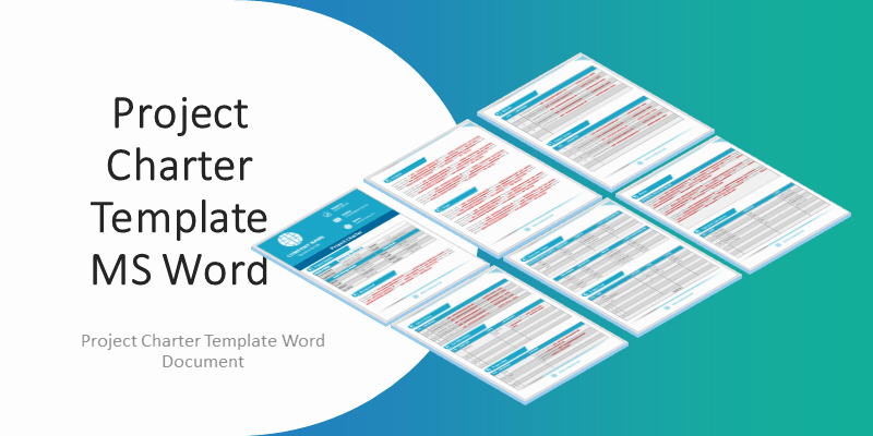 Project Charter Template Word Lovely Project Charter Word Template Project Managment