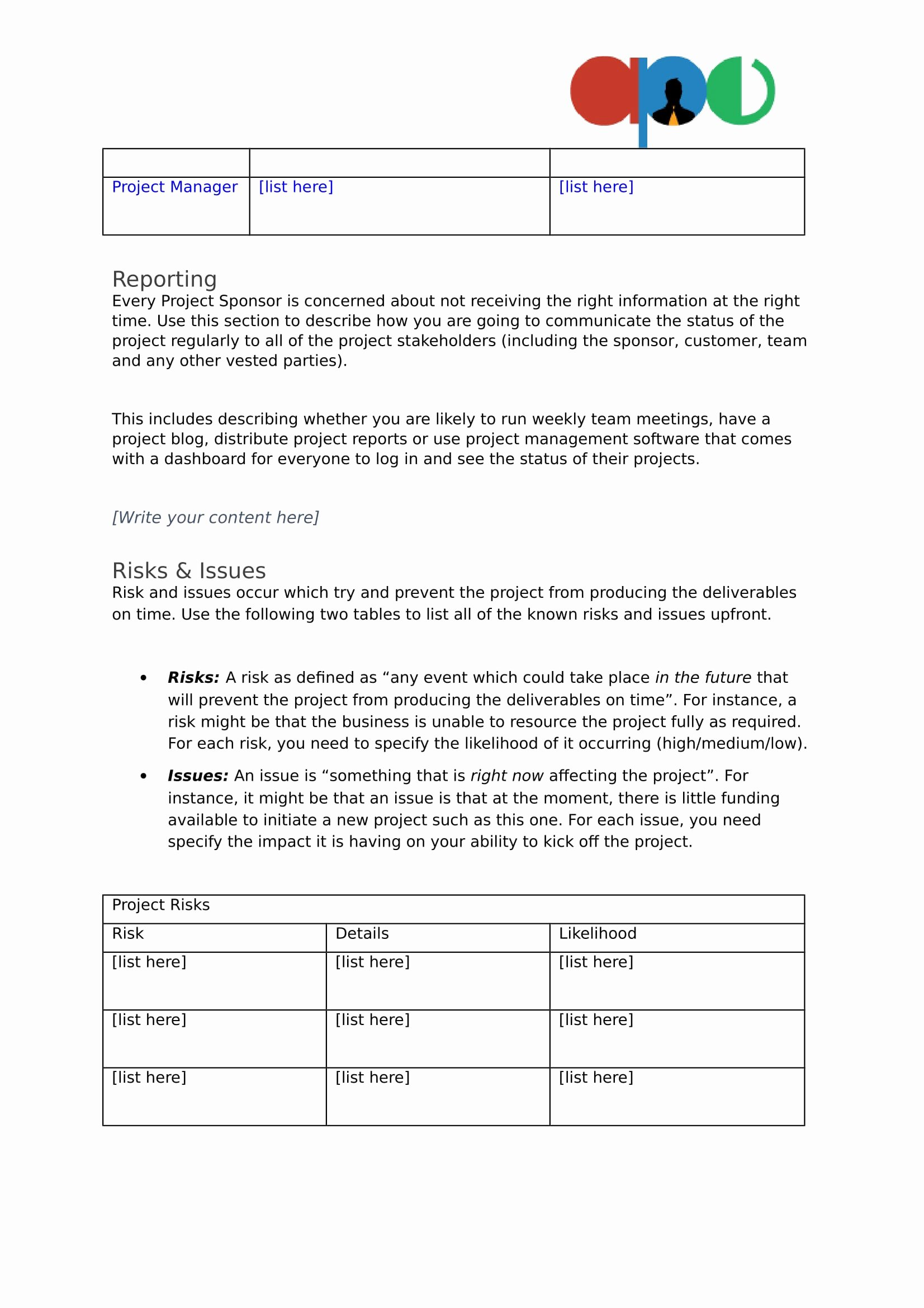 Project Proposal Outline Template Fresh Project Proposal Template 11 Ape Project Management