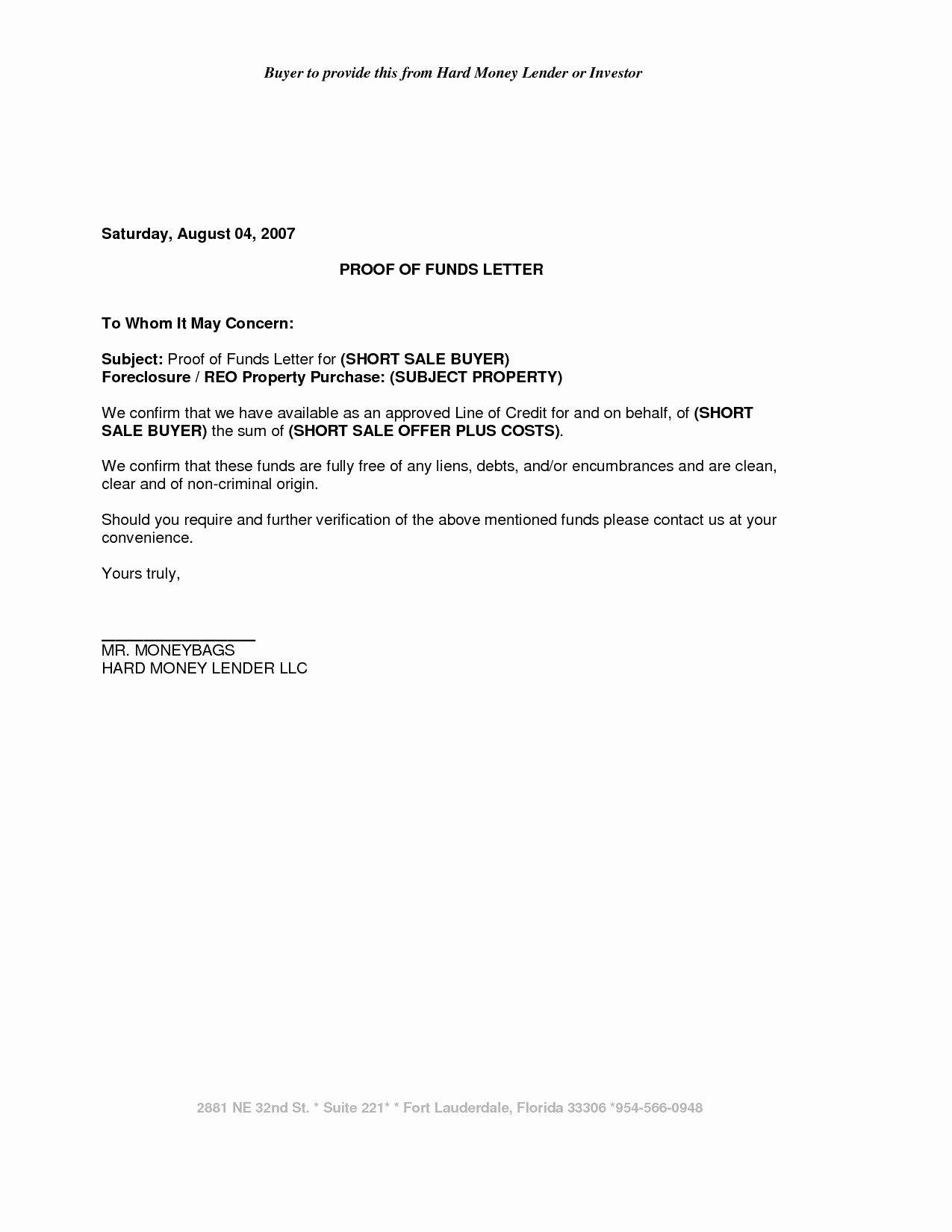 Proof Of Payment Letter Beautiful Vehicle Repossession Letter Template Samples