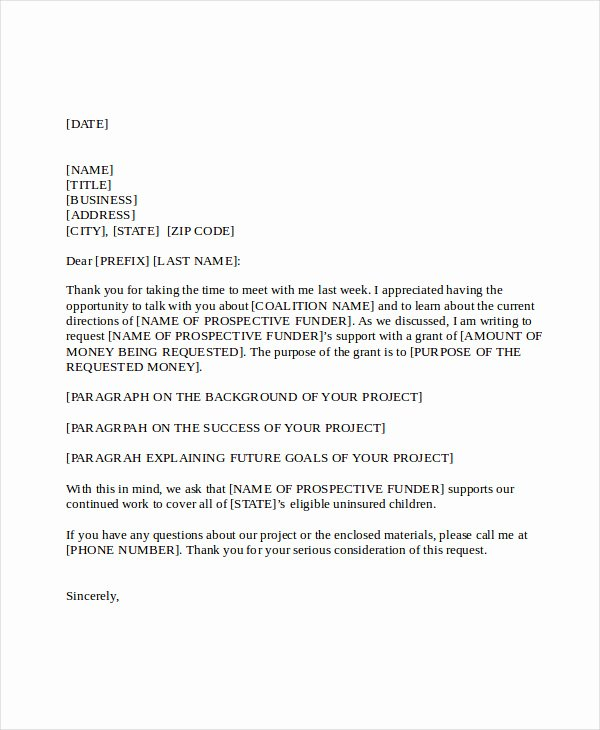 Proposal Cover Letter Template Awesome Sample Letter asking for Business Opportunity