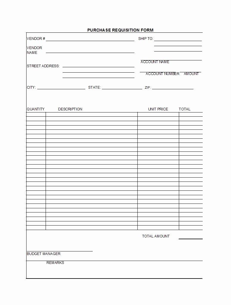 Purchase Requisition forms Template Elegant 50 Professional Requisition forms [purchase Materials Lab]