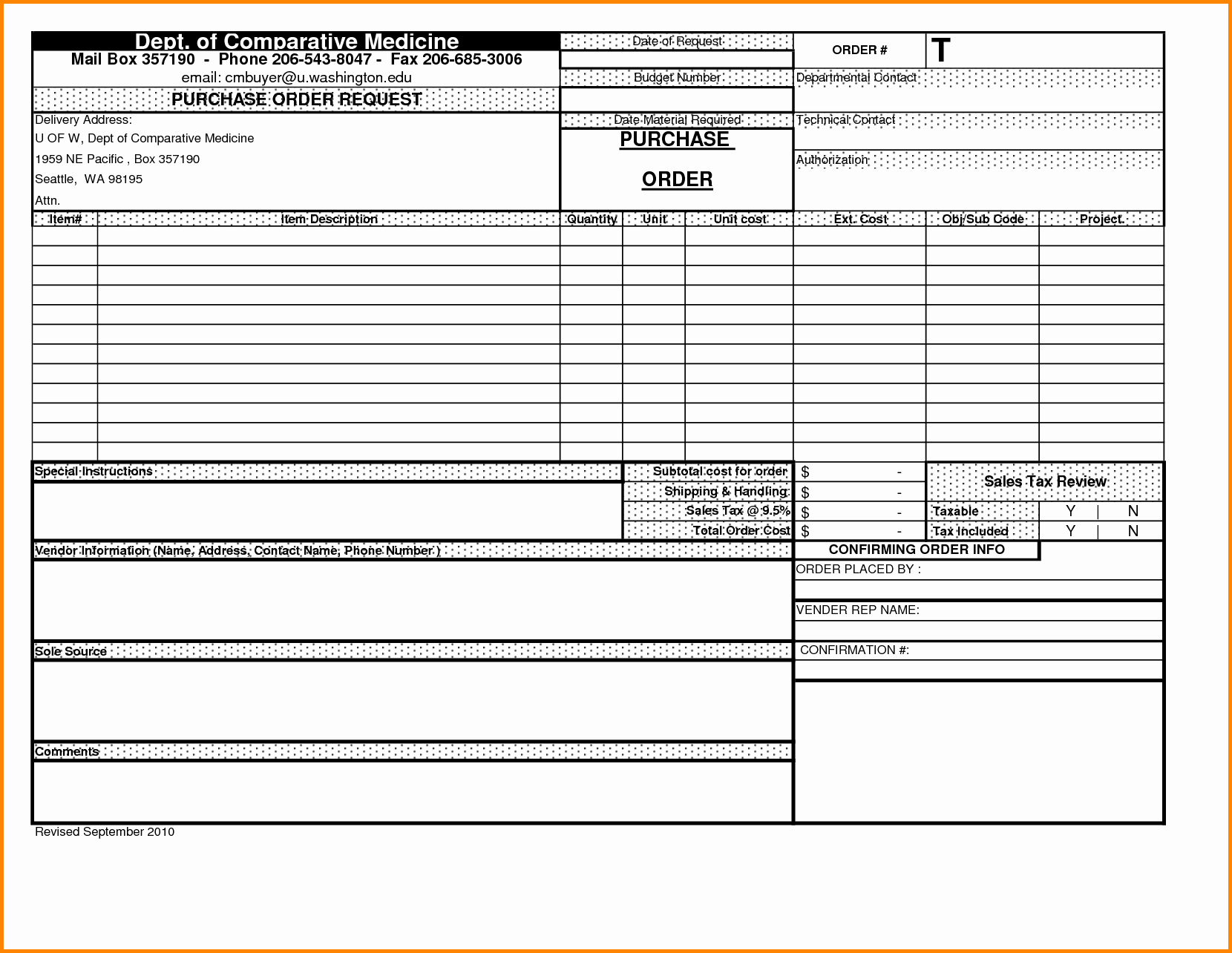Purchasing Requisition form Templates Elegant Purchase order Request form Template Excel Archives Ah