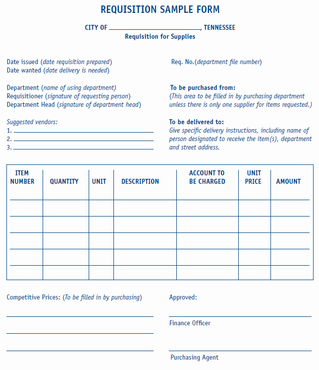 Purchasing Requisition form Templates Luxury Requisition form Sample