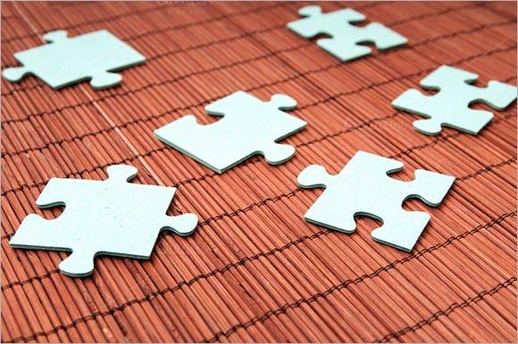 Puzzle Template 9 Pieces Fresh 9 Puzzle Pieces Psd Vector Eps