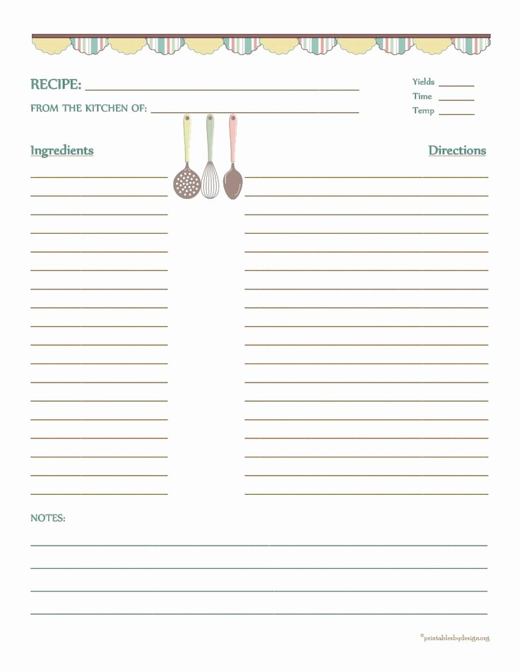 Recipe Book Template Pages Luxury Best 20 Cookbook Template Ideas On Pinterest