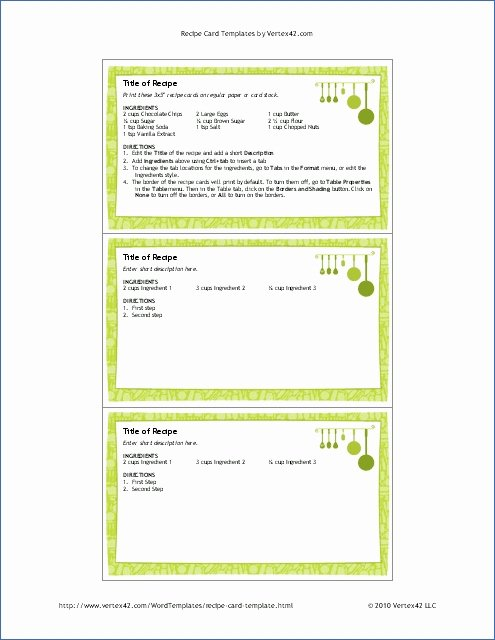 Recipe Templates Microsoft Word Lovely Download Free Recipe Templates Flowersheet