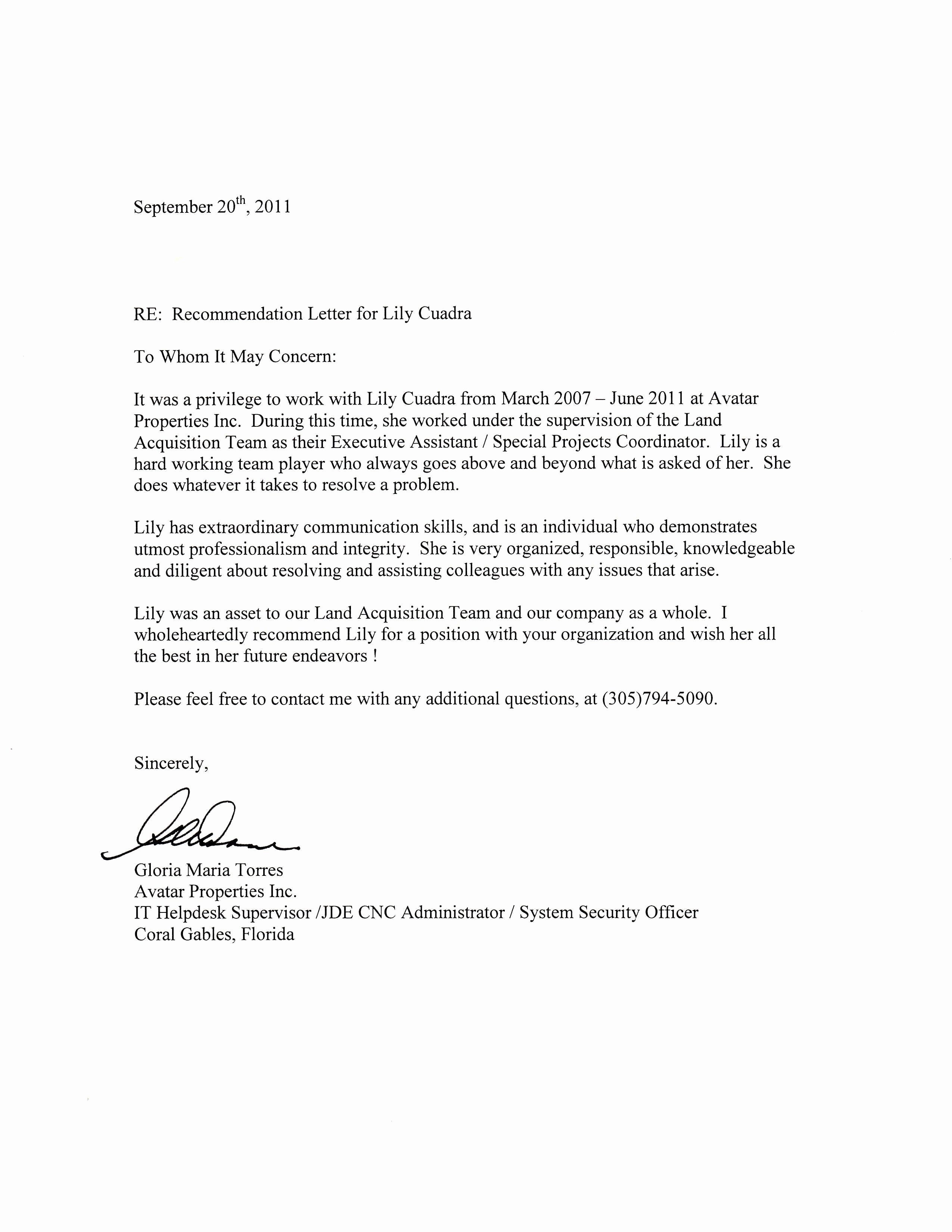 Recommendation Letter Examples for Jobs Awesome Simple Guide Professional Reference Letter with Samples