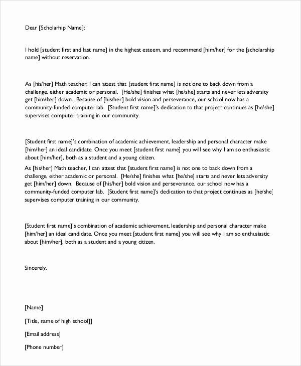 Recommendation Letter for Citizenship Awesome Sample Character Reference Letter 7 Examples In Pdf Word
