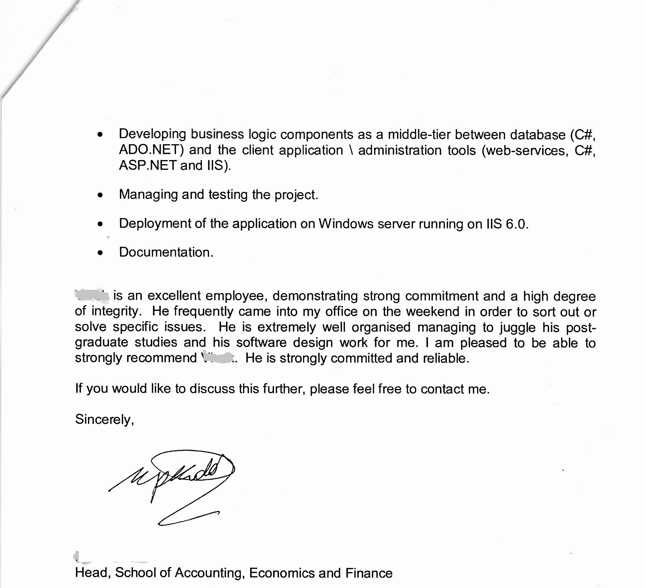 Recommendation Letter for Citizenship New Acs assessment British Expats