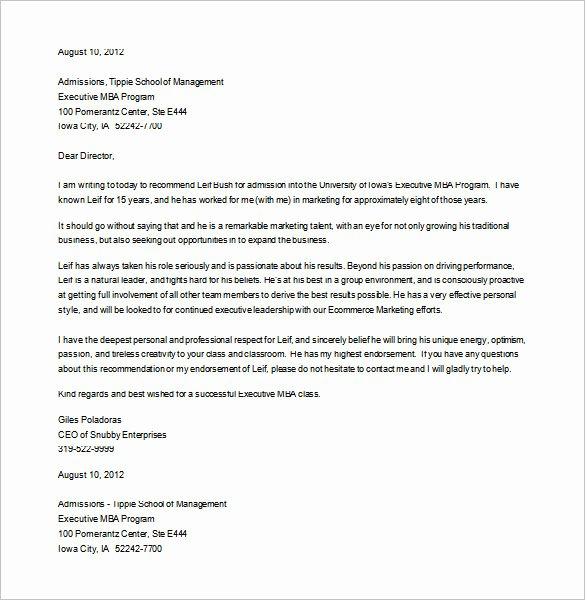 Recommendation Letter for Coworker Awesome 15 Letters Of Re Mendation for Graduate School Pdf